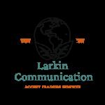 Larkin Accent Training Logo